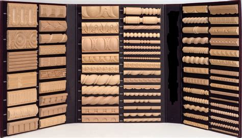 profili in legno per cornici listelli decorativi in legno per mobili idee creative di