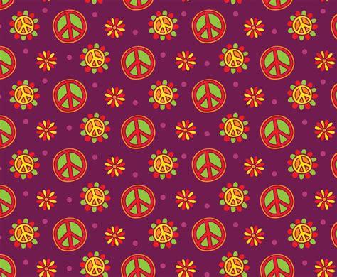 background pattern hippie nice hippie pattern background vector art graphics