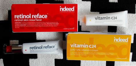 Indeed Labs Vitamin C24 indeed labs retinol reface vitamin c24 review really ree