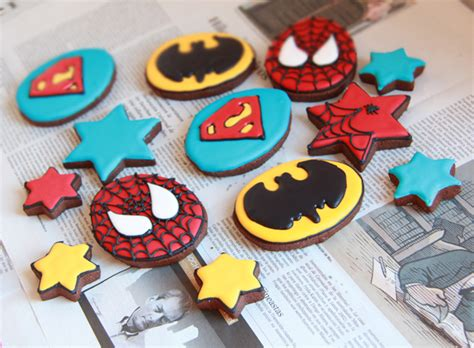 imagenes de uñas decoradas batman galletas de superh 233 roe