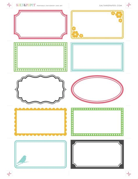 biz card size borders template free 15 best doodle frames border labels images on