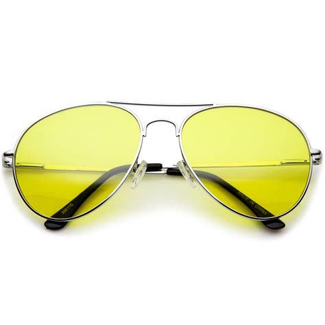 Colored Lens Sunglasses aviator sunglasses colored lens