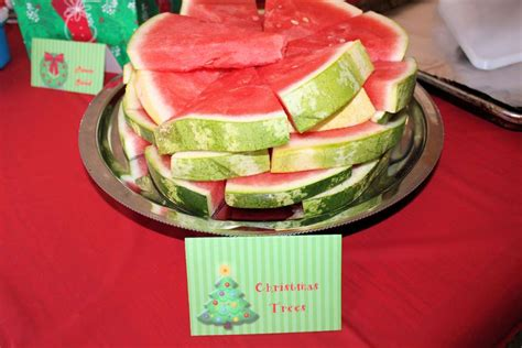 christmas in july birthday party ideas photo 34 of 42