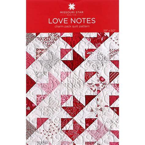 missouri quilt company patterns notes 144 144