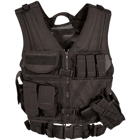 tactical vest for voodoo tactical msp 06 entry assault vest 177481