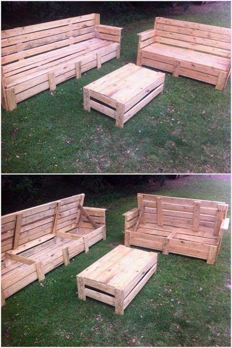cool pallet projects some cool projects to try with used wood pallets pallet wood projects