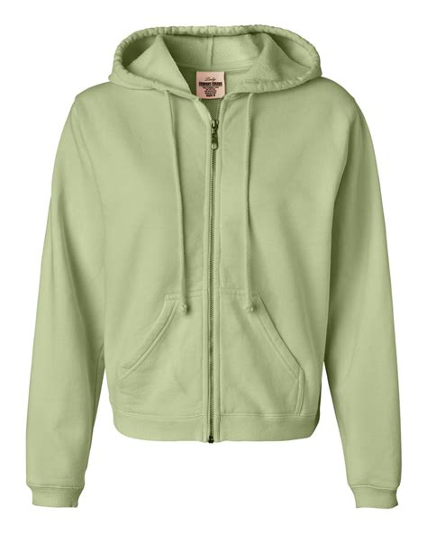 comfort colors sweatshirt comfort colors ladies pigment dyed full zip hooded