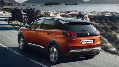 peugeot 3oo8 all new peugeot 3008 suv south africa