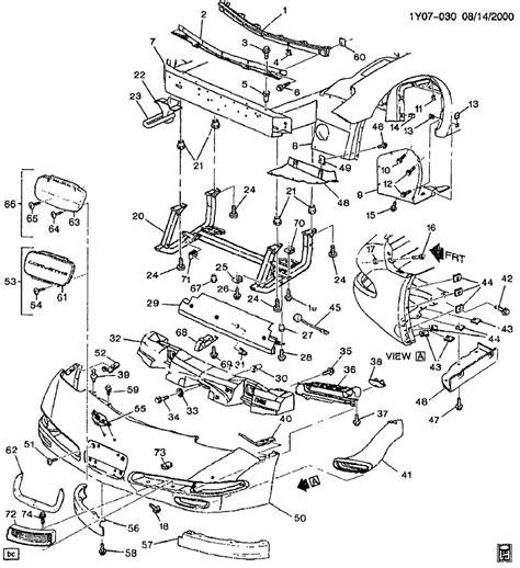 c6 corvette parts detailed exploded parts diagram corvetteforum