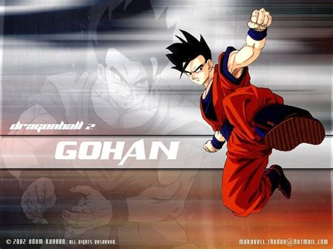wallpaper dragon ball z gohan gohan wallpapers wallpaper cave
