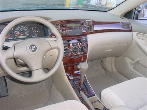 Toyota Corolla Interior Parts by Cool Cars Pictures August 2009