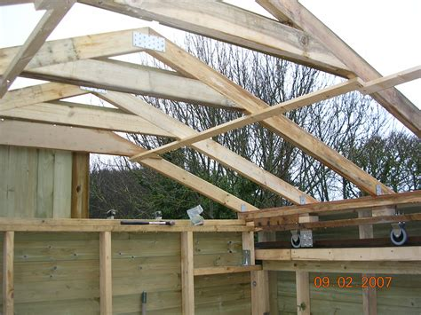 Garage Attic Trusses by Observatorythumbnails Page