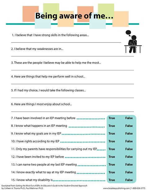 9 steps to student directed ieps inclusion lab