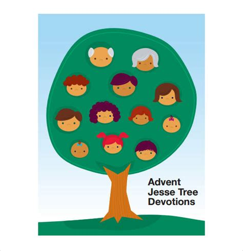 preschool family tree template 53 family tree templates sle templates