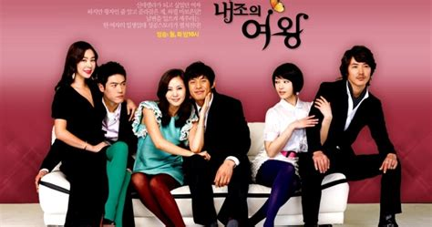film korea queen game saranghaeyo sinopsis drama korea queen of housewives
