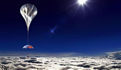 new views the world 1781316392 balloons to supersede rockets for space tourism by 2017