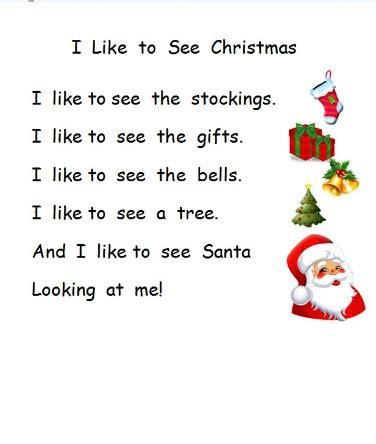 9 christmas poems for kids merry christmas