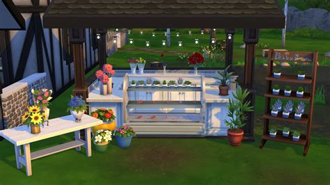 mod game market sims 4 mods sims in the woods