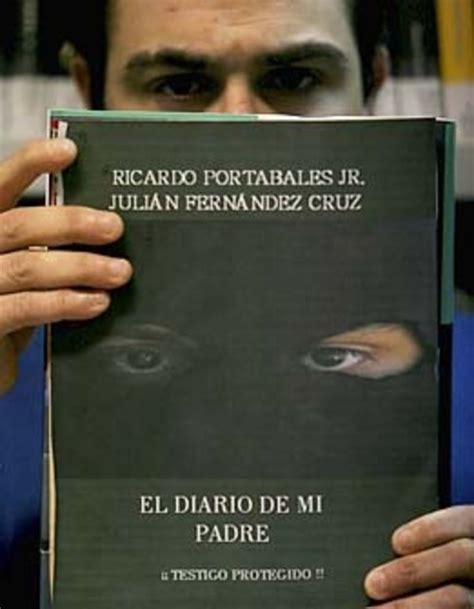 libro el diario de mam el diario secreto del arrepentido portabales hecho libro por su hijo cr 243 nica el mundo