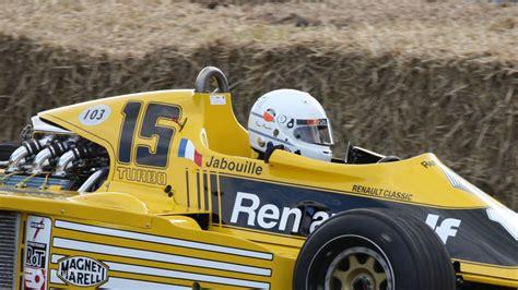 el renault rs01 el primer monoplaza con turbo en la