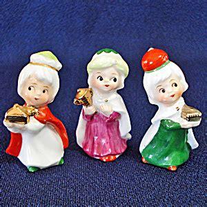 miniaturebone china xmas figurines and seasonal tias
