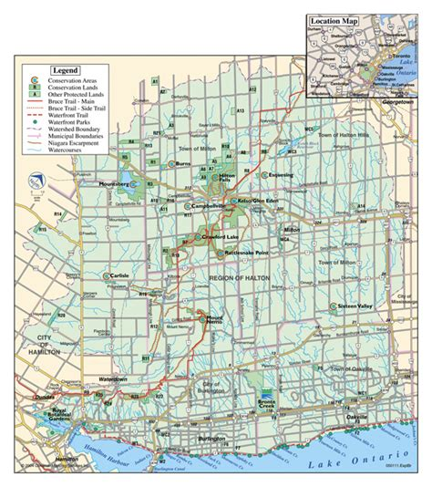 conservation halton watersheds conservation halton