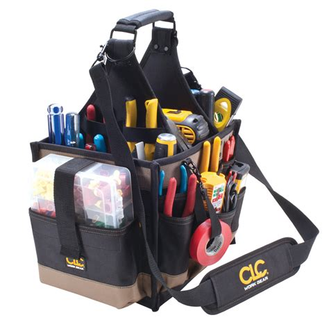 Electrical And Maintenance Tool Carrier Work Gear Pocket Tool Pouch clc work gear page 3