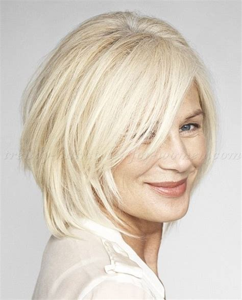 layered hairstyles 50 medium hairstyles over 50 medium length layered haircut