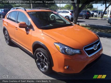 Subaru Orange by Subaru Crosstrek 2014 Orange Www Imgkid The Image