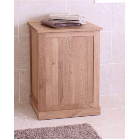 Mobel Oak Laundry Bin Oak Laundry