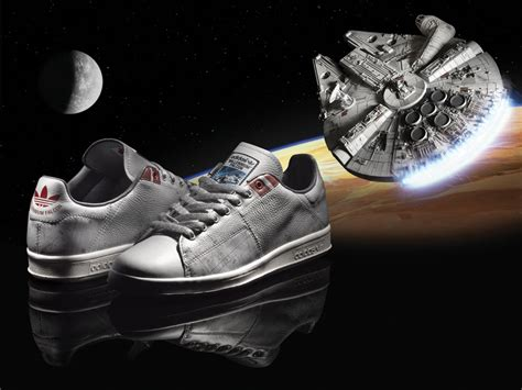 starwars shoes adidas and lucasfilm team up to bring us awesome wars