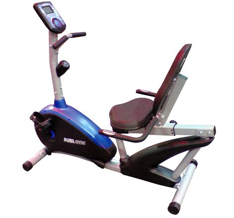 Alat Fitness Sepeda Statis Recumbent Bike Pulse aibi recumbent bike ab b130r aibi fitness consumer