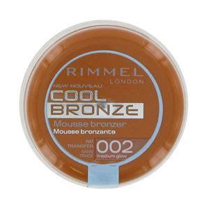 Rimmel Bronzer Limited rimmel cool bronze mousse bronzer 18ml medium review