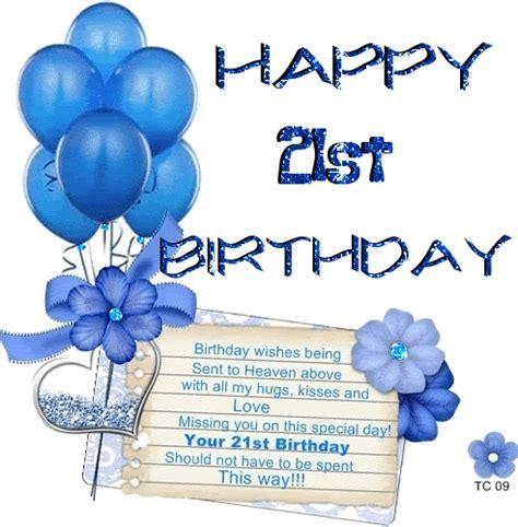 Happy 21st Birthday Quotes Happy 21st Birthday Desicomments Com