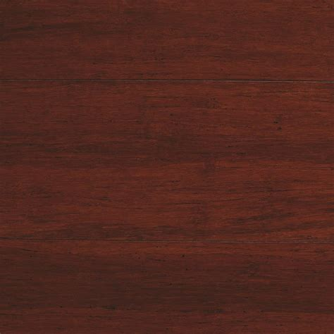 Home Decorators Collection Strand Woven Mahogany 1/2 in. T