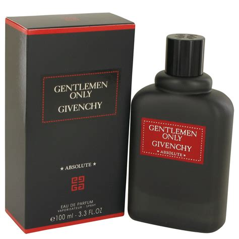 Givenchy Gentlemen Only Absolute For Edp 100ml givenchy gentlemen only absolute edp 100ml designer direct