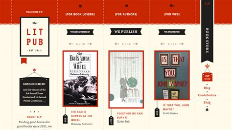web layout library 36 inspiring website layouts for books libraries