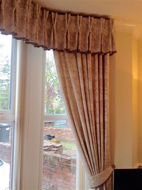 dress curtains dress curtains a double pleat valance matching tie