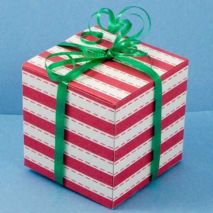 how to make little gift boxes christmas crafts aunt
