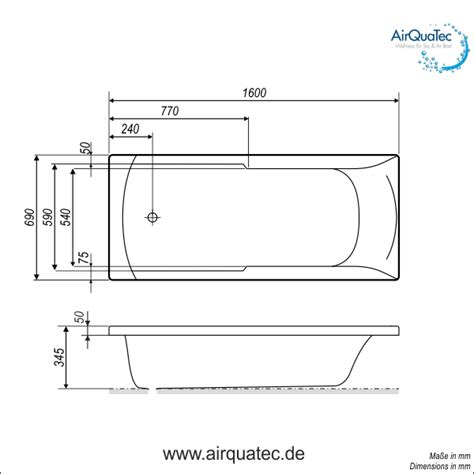 length of a bathtub low edge ridge profile bathtub 160 x 70 cm square easy