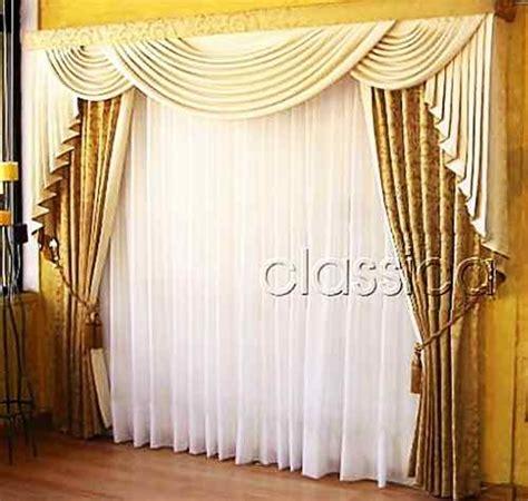 cenefas para cortinas modelos de cortinas para salas con cenefas imagui