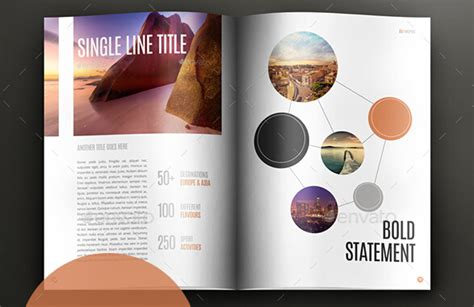 10 Excellent Booklet Design Templates for Flourishing
