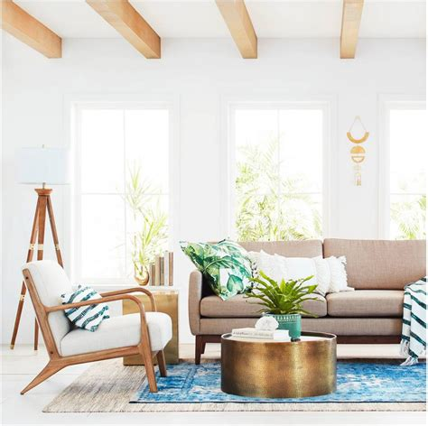 home decoration blog dovetail furniture harper coffee table copy cat chic