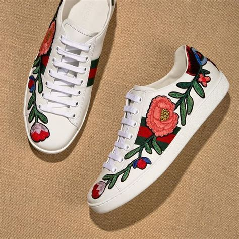 sneakers gucci bordir bunga 165 best images about convers 2017 on sporty