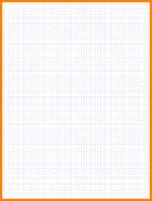 How To Make Graph Paper - graph paper printable template pdf