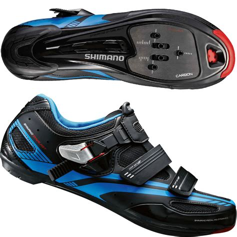 road bike spd shoes shimano s r107 dynalast performance road bike race spd