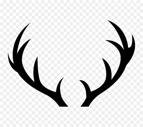 deer antler clip deer antler sticker clip deer png 800
