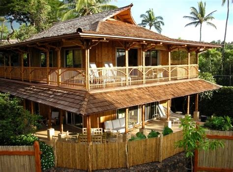 bamboo houses designs 50 breathtaking bamboo house designs