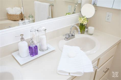 Staging Bathroom Ideas Home Staging Updates For A Bathroom In My Own Style