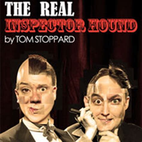 the real inspector hound 0573023239 the real inspector hound signal ensemble theatre chicago